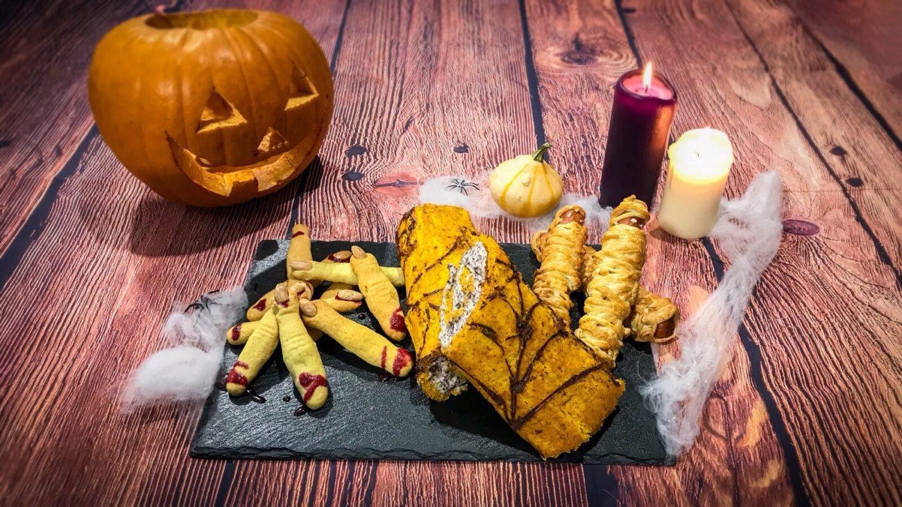 3 idee per Halloween